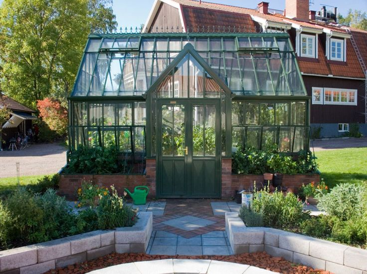 Garden Sheds With Greenhouse 32 best greenhouses images on pinterest | green houses, garden