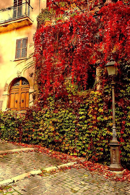 Autumn in Tagliacozzo | Flickr - Photo Sharing!