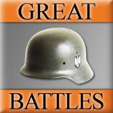 D-Day 1944 Great Battles App from Amber Books. An animated map of the landings with audio commentary allows you to follow the landings step by step. A gallery of images shows what the landings were like, while a quiz allows you to check your new knowledge.
