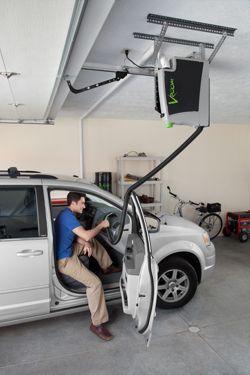 Vroom for Garages | Central Vacuum Accessory | Garage Vacuum