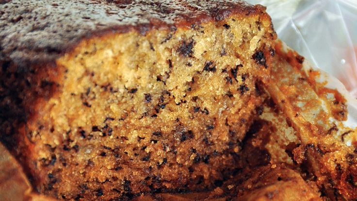 Julia's Best Banana Bread Recipe  | This simple, moist banana bread recipe can also be baked in three small loaf pans, which is how you'll find it at Julia's stand in Maui.  |  Bon Appetit