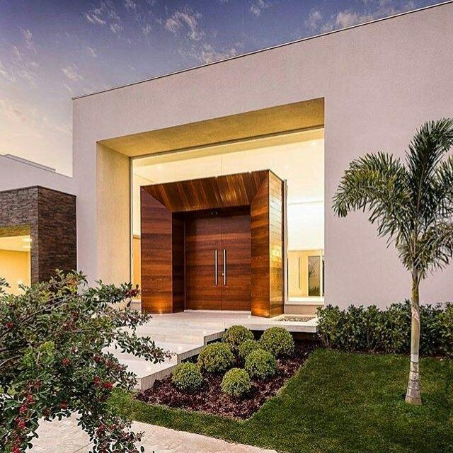 Decoracion exteriores casas modernas free cactus y diseo for Exteriores de casas modernas