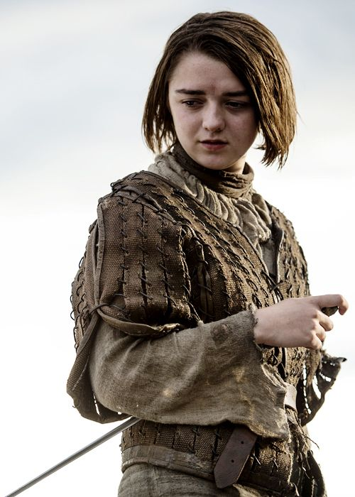 Arya StarkSeason 5                                                                                                                                                                                 More