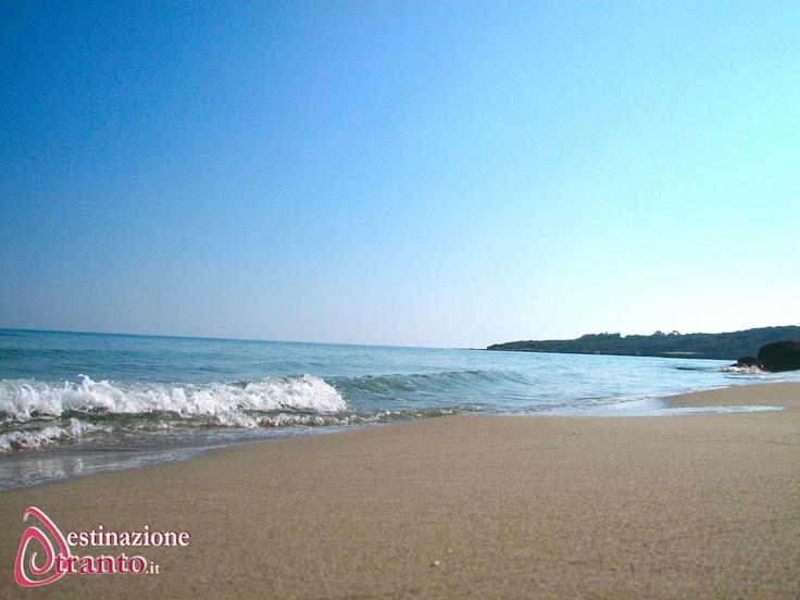 Otranto, spiaggia Baia dei Turchi
