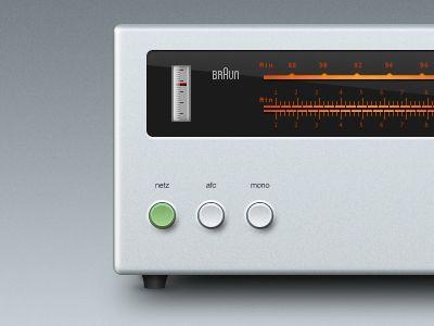 Braun, button, physical interface, ux, ui