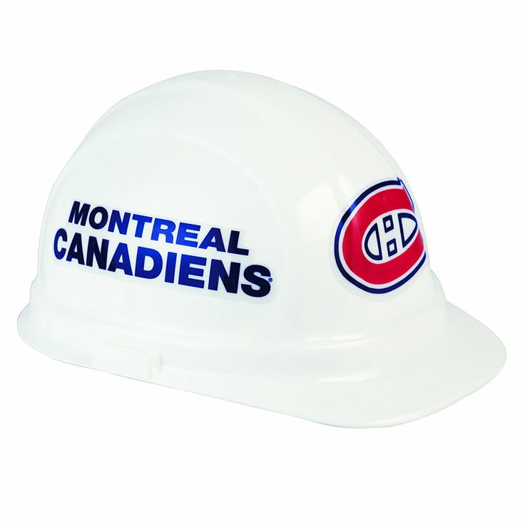 Montreal Canadiens Habs Hockey Hard Hat.