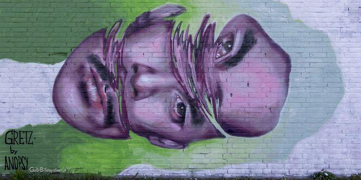 https://flic.kr/p/UmAqUL | Grafitti Art by Anopsy