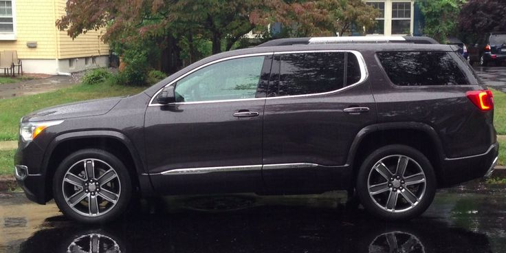The GMC Acadia Denali is one of the best luxury SUVs — even though it's technically not one. http://www.businessinsider.com/gmc-acadia-denali-luxury-suv-review-2016-12