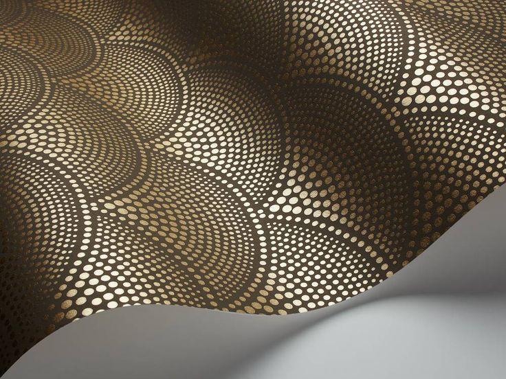 17 beste idee n over goud behang op pinterest gouden patroon gouden achtergrond en behang - Behang zwart en goud ...