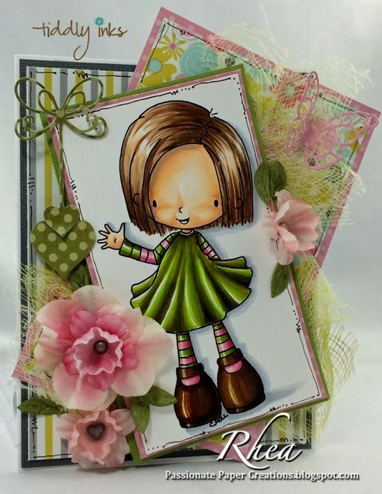 See more on Passionate Paper Creations on Pinterest and tutorials on her blog: passionatepapercreations.blogspot.com