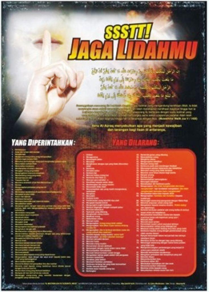 Seri Ensiklopedia Islam. Jaga Lidahmu!!