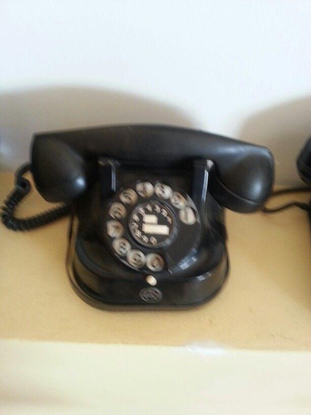 Teléfono de mesa 002