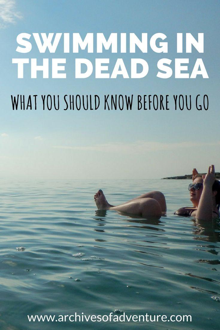 Dead Sea | Israel | Israel Travel | Dead Sea Israel | Floating in the Dead Sea | #DeadSea #Israel #IsraelTravel #DeadSeaIsrael
