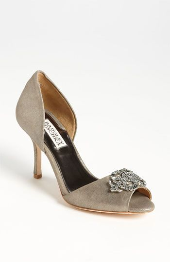 Badgley Mischka 'Salsa' Pump available at #Nordstrom