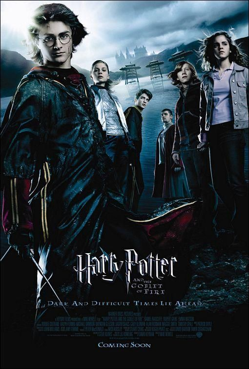 HARRY POTTER AND THE GLOBET OF FIRE // UK // Mike Newell 2005