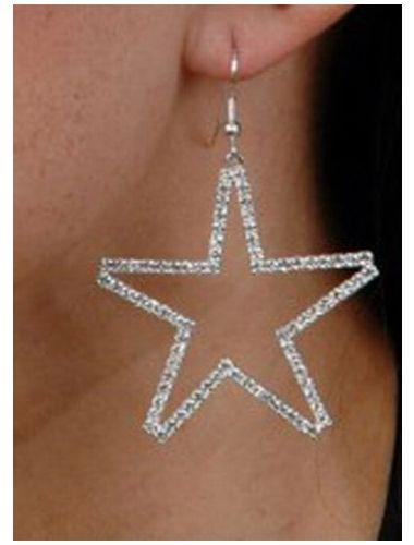 Sexy Star shape Earrings | Fashion Earrings | Jewelery | StringsAndMe