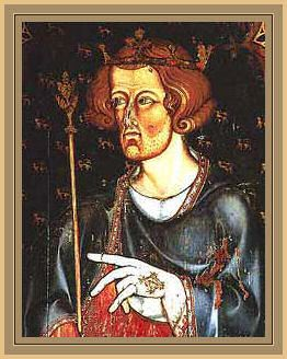 Often considered the greatest of the Plantagenets, Edward I was born on the evening of 17th June, 1239, at Westminster Palace, the first born child of Henry III and Eleanor of Provence. He was named Edward in honour of his father's favourite saint, the Saxon King Edward the Confessor.
