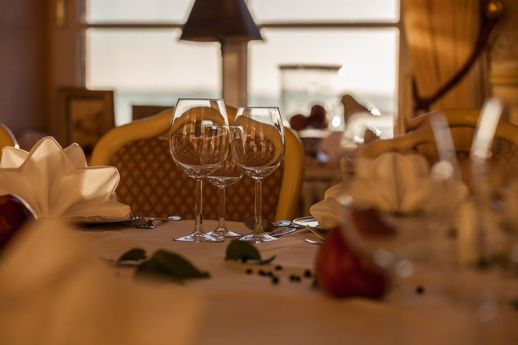 Hotel Schloss Tangermünde - Restaurant