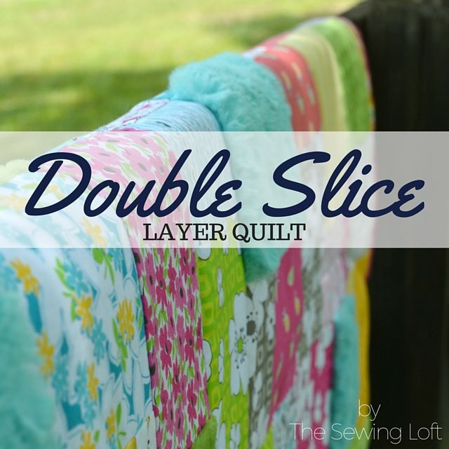 how to make a quilt square video