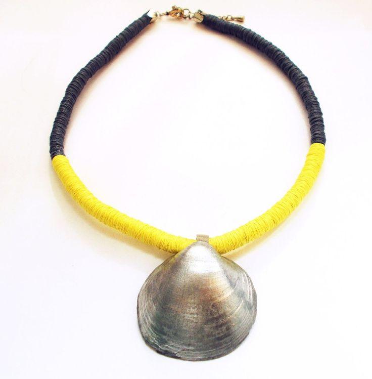 ethnical shell. see it on www.ekokinga.pl