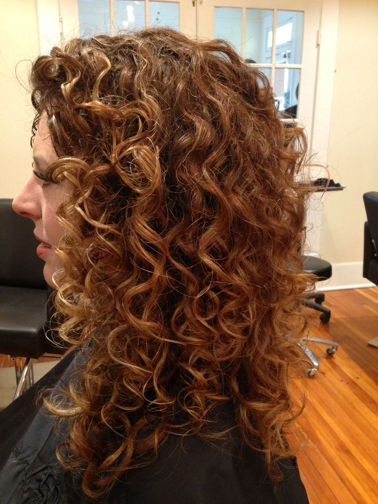 Best Haircut For Curly Hair In San Francisco : Best images about hair curls waves on