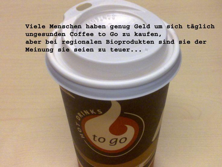 Gift im #Coffee to go – Poison to go Auf dem Weg zur Arbeit oder zur Schule gönnt sich so mancher einen heißen #Kaffee zum Mitnehmen,  und bekommt  ungewollt Flammschutzmittel und Weichmacher dazu. Wie gefährlich sind diese Stoffe für die #Gesundheit?