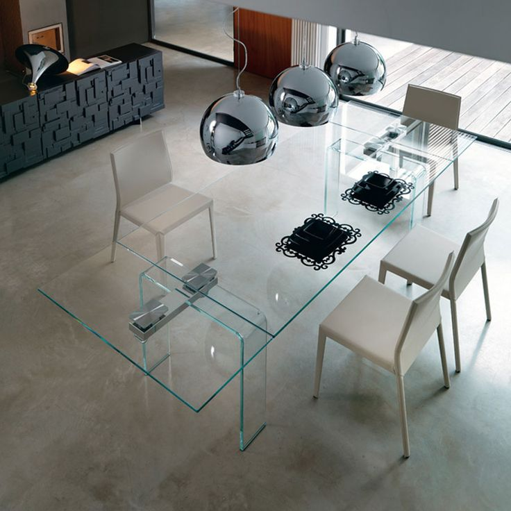 The Azimut Dining Table Designed By Studio Kronos For Cattelan Italia Is An Amazing Example Of Italian Craftsmanship