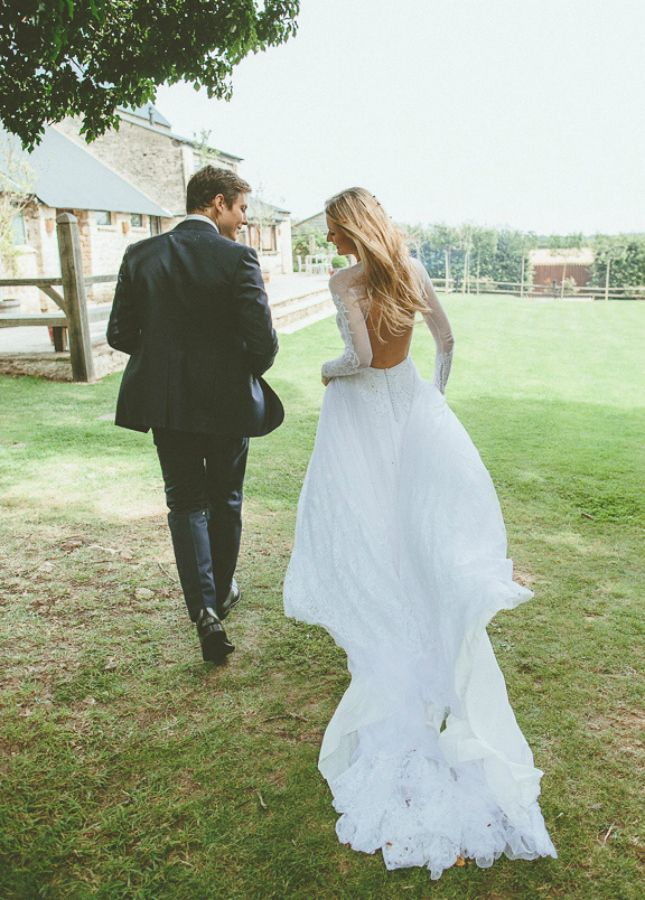 Totally swooning over this dress.