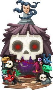 Business Halloween Mask Shop Level 2