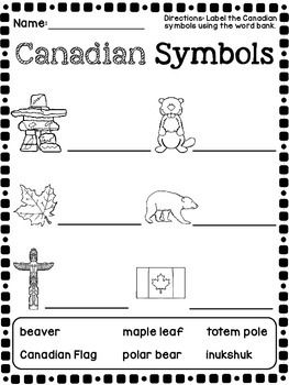 CANADA DAY FREEBIE! - TeachersPayTeachers.com