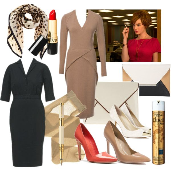 Halloween Styling: Retro Favorites and Joan Holloway