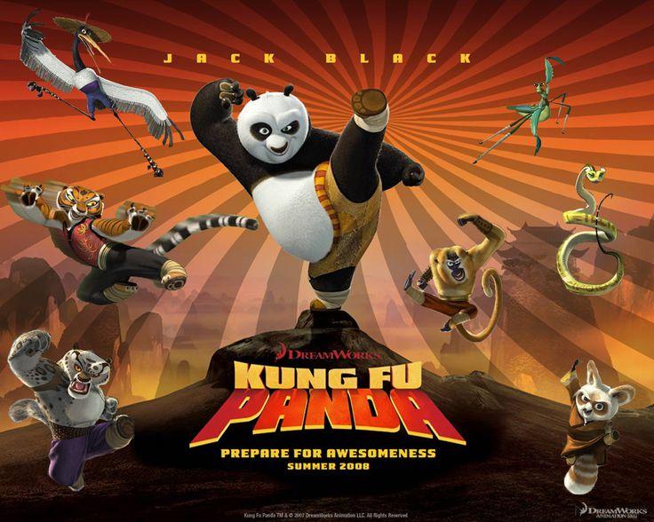 bittorrent  kung fu panda