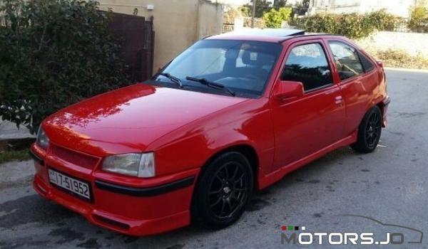 1988 Opel Kadett