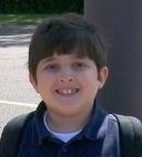 Pavlos Zimbrakos, 9 yrs old, was diagnosed with a craniopharyngioma in December 2008. He received proton radiation at the University of Florida Proton Therapy Institute in Jacksonville Florida. (via http://www.protonfunride.com/Testimonials_1.html# )