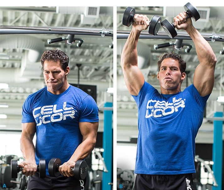 Craig Capurso's Ultimate Shoulders Workout