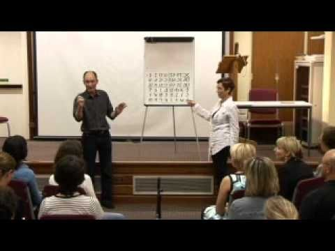 Introduction to Teaching Pronunciation Workshop - Adrian Underhill (COMP...
