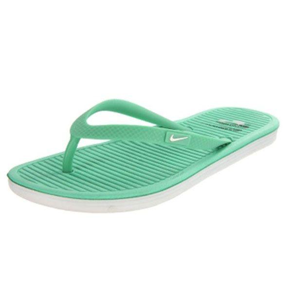 Sendal Wanita Nike Solarsoft Thong II Print 553486-311  sengaja didesain simple. Sendal ini diskon 15% dari harga Rp 239.000 menjadi Rp 199.000.