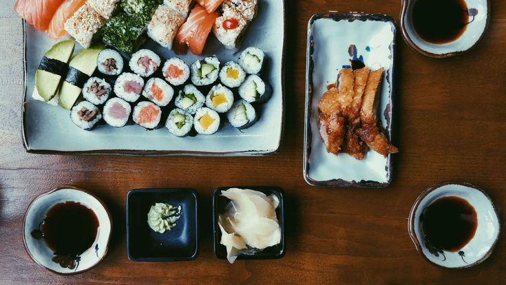 Sushi Essen Innenstadt