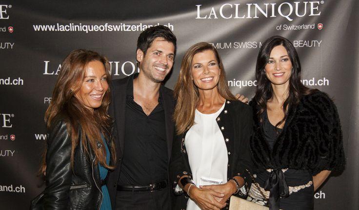 Tanti vip e amici del mondo dello spettacolo al grand opening LaCLINIQUE of Switzerland® di Lugano. http://www.lacliniqueofswitzerland.com/
