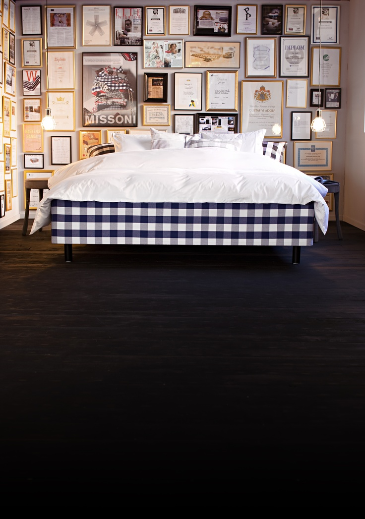 Hastens Best Bed campaign 2011