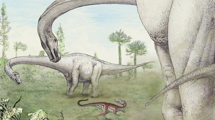 Enormous new dinosaur discovered and given name meaning 'fears nothing'