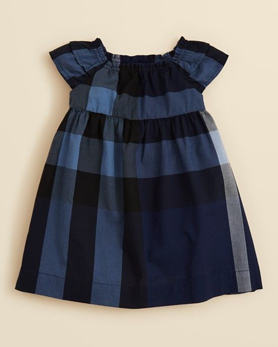 This rich plaid would make a great Oliver + S Roller Skate Dress!