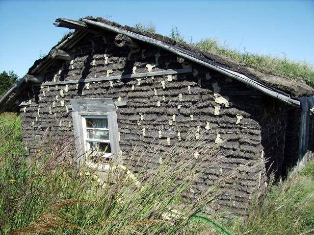 B Sod House
