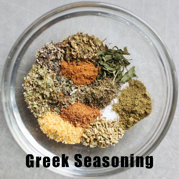 Greek Seasoning - Homemade #greek #seasoning @Allrecipes.com