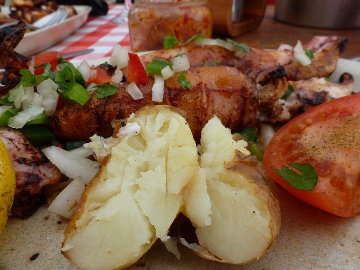 Cuchara y tenedor para comer en Portugal - http://www.absolutportugal.com/cuchara-y-tenedor-en-portugal/