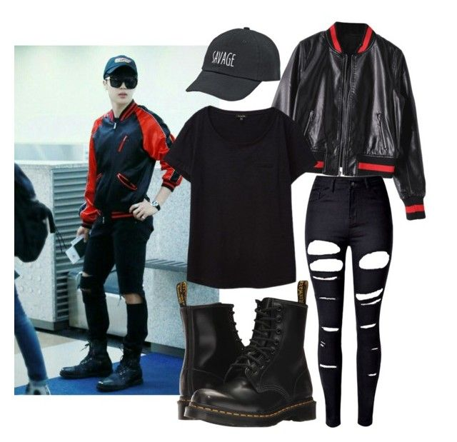 BTS Jimin inspired outfit | K-pop inspired outfit ...