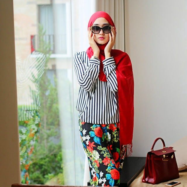 Dian p.casual style