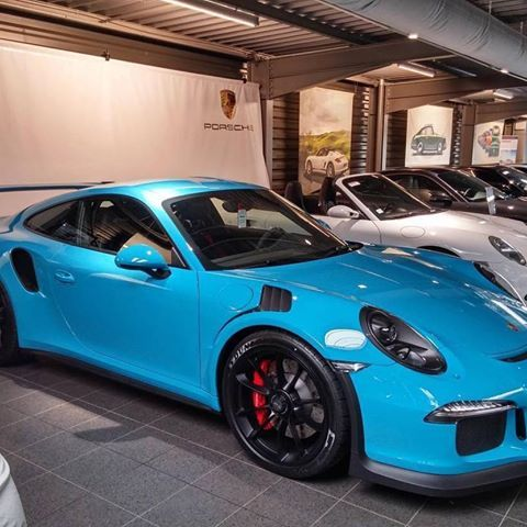 991 GT3 RS'