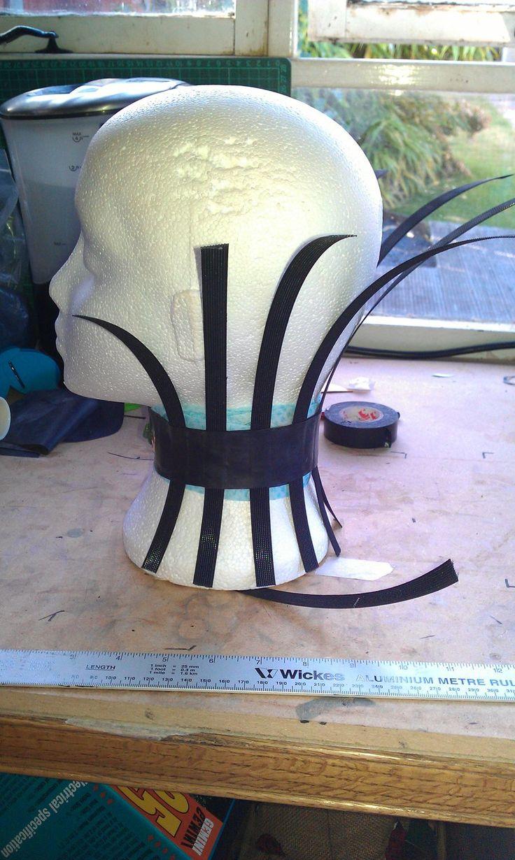 Evil Queen Collar WIP 2 by ikiryo-Maki.deviantart.com on @DeviantArt