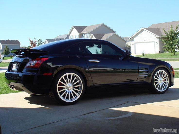 25 best ideas about Chrysler crossfire on Pinterest  Plymouth